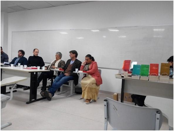 Presentación del Dicionário Nietzsche, realizado por GEN, Grupo de Estudos Nietzsche, de la Universidade de Sao Paulo, Brasil