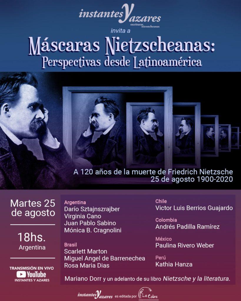 Máscaras Nietzscheanas: Perspectivas desde Latinoamérica.